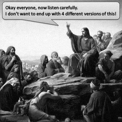 Jesus - 4 Gospels