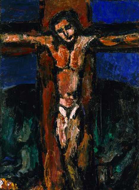 rouault-crucifixion