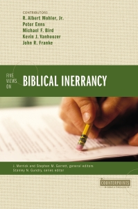 5 views on inerrancy