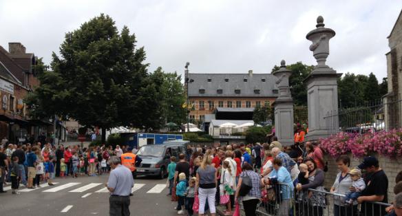 Druivenfeest Overijse 2013