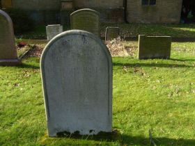 Huntington Grave