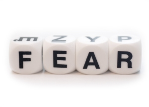 Fear-spelled-out