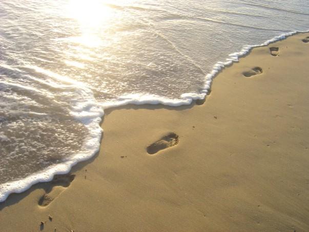 FootprintsInTheSand