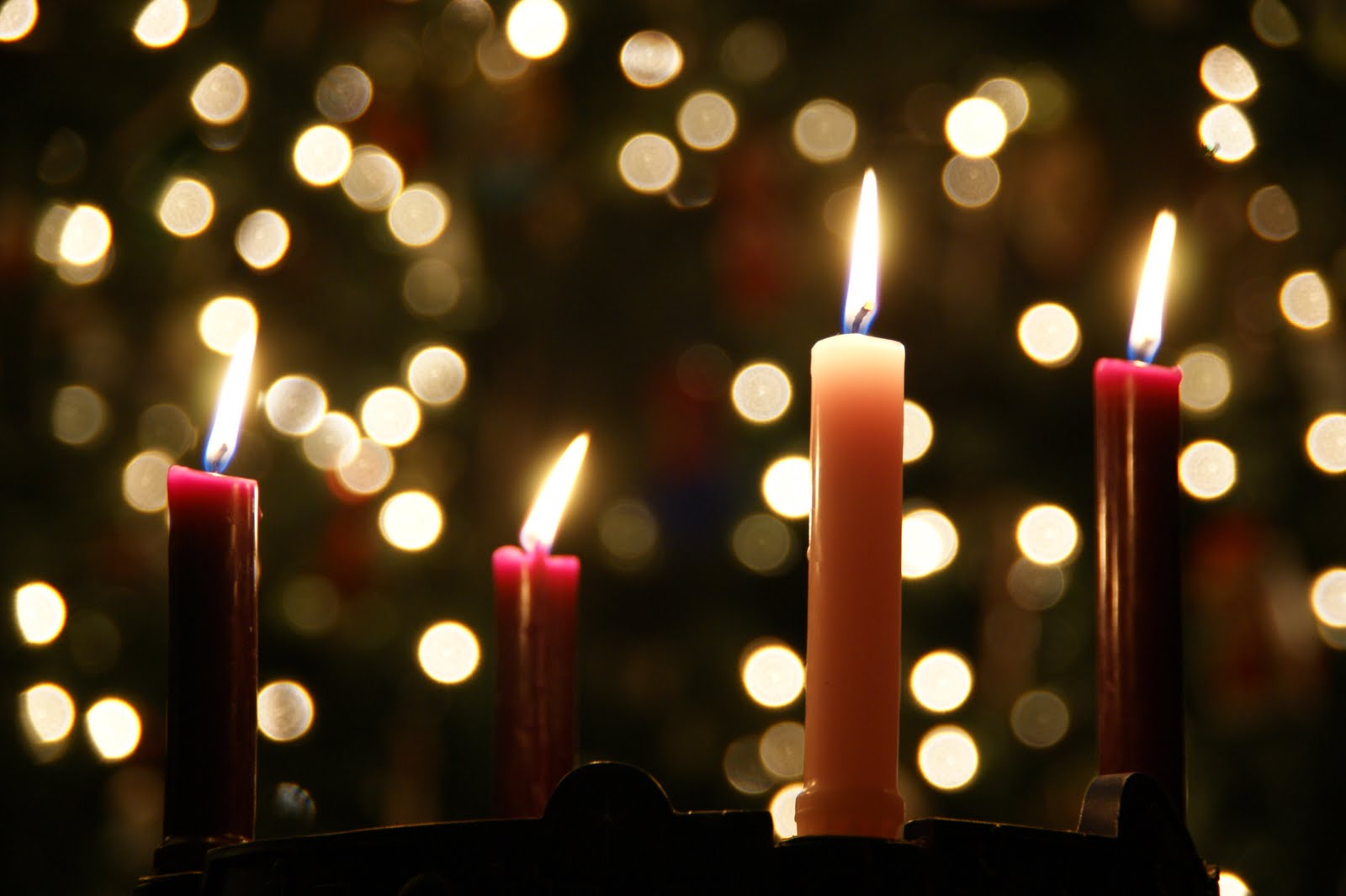 advent-candles | The Prodigal Thought