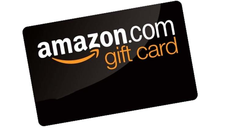 Giveaway: Amazon Gift Card