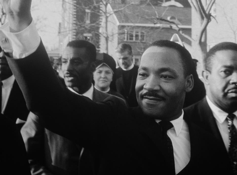 Story of Change: Dr. Martin Luther King, Jr.