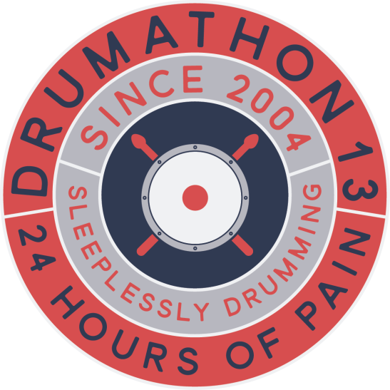 drumathon logo