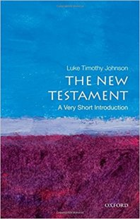 new testament a very short intro