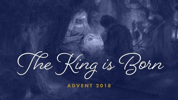 the king is born - renewal