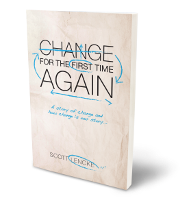 Change for the First time book